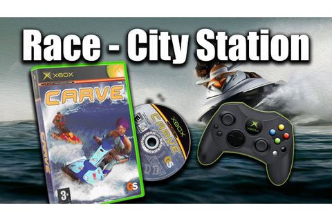 Carve: Racing on City Station | Original Xbox Game Online ...