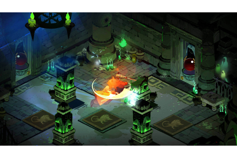 Hades, Supergiant's Next Title, Announced | RPG Site