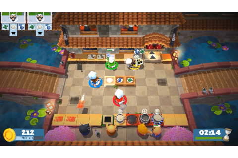 Overcooked 2 torrent download v03.10.2018 (Surf n Turf)
