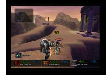 PS2 Underrated Gem: Summoner 2 - YouTube