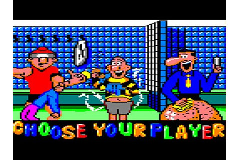 [Amstrad CPC] Viz The Comptuter Game - Longplay - YouTube