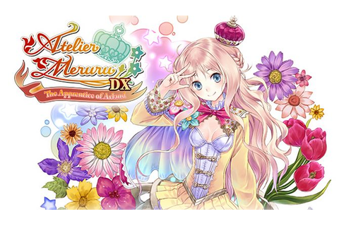Atelier Meruru ~The Apprentice of Arland~ DX Free Download ...