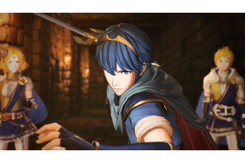 Fire Emblem Warriors Hands-On Preview - Less Strategy ...