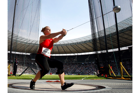 How the Hammer Throw Is Like a Particle Accelerator | WIRED