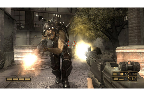 Resistance: Fall of Man® Game | PS3 - PlayStation