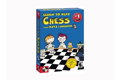 Learn to Play Chess with Fritz and Chesster PC Game-Newegg.com