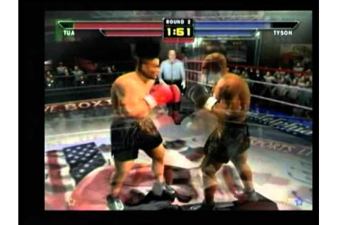 "PSM2 reviews: ""Mike Tyson Heavyweight Boxing"" (PS2) - YouTube"