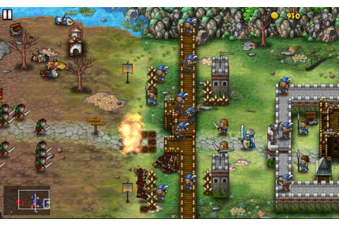 17 Games Like Fortress Under Siege HD – Games Like