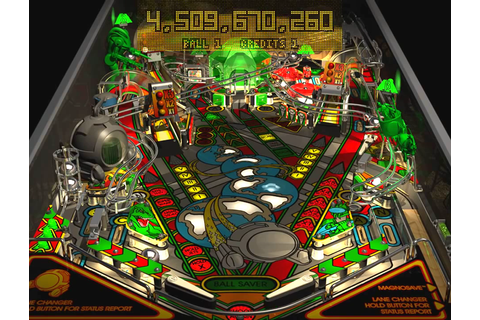 Pro Pinball: Timeshock! Download Game | GameFabrique