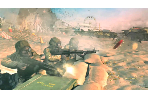 World in Conflict PC Games Trailer - YouTube