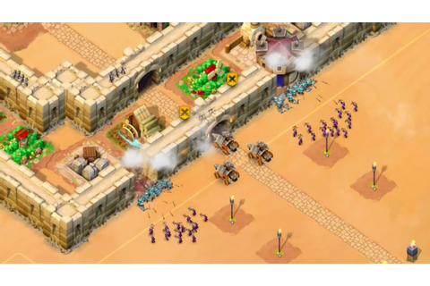 Age of Empires: Castle Siege - Reveal Trailer - YouTube