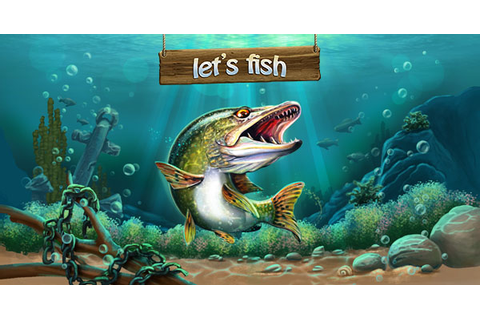 Let's Fish Fishing Game Hacked MOD APK Free Download