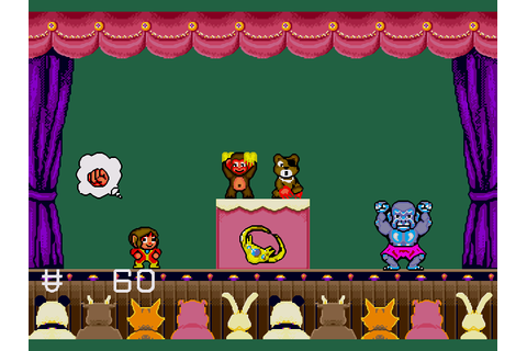 LOST ENTERTAINMENT: GAMING: ALEX KIDD IN THE ENCHANTED ...