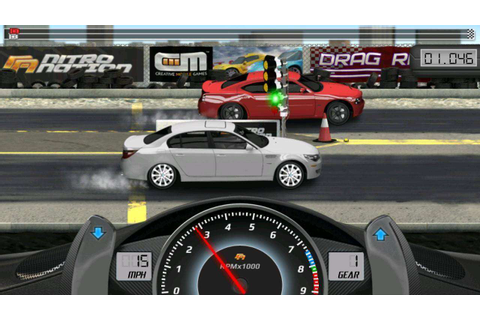 Drag Racing MOD Unlimited Money & RP Android APK Download