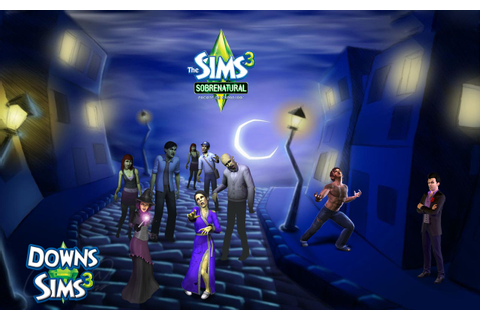 Game World: The Sims 3: Supernatural