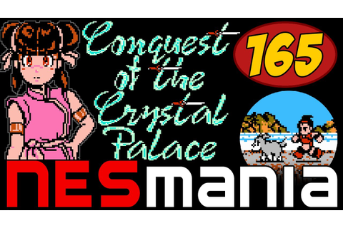 165/714 Conquest of the Crystal Palace - NESMania - YouTube