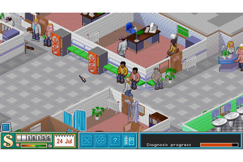 EA is giving away Theme Hospital for free right now on ...