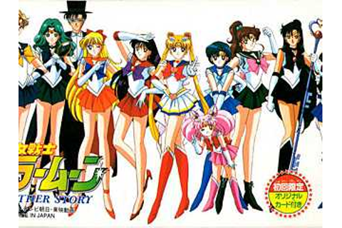 Play Sailor Moon games online
