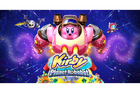 It Is A Title: Games I Beat: Kirby Planet Robobot