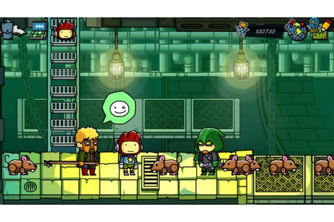 Scribblenauts Unmasked: A DC Comics Adventure [Steam CD ...