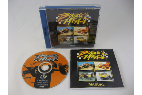 Buggy Heat (PAL) | (Complete / CIB) PAL | Press-StartGames