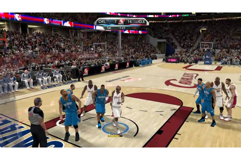 NBA 2K10 PC Gameplay - YouTube