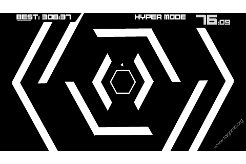 Super Hexagon - Download Free Full Games | Arcade & Action ...