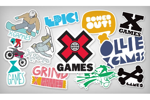 X-Games Stickers | StickerYou Products - StickerYou
