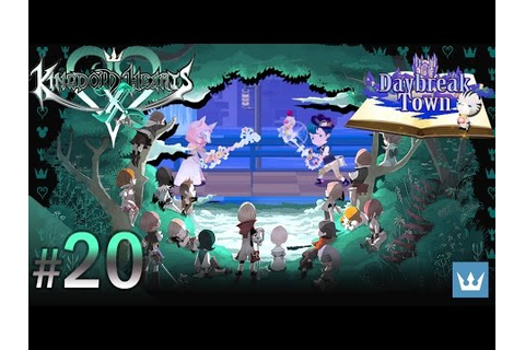 #20 - KINGDOM HEARTS χ [chi] - English Walkthrough ...