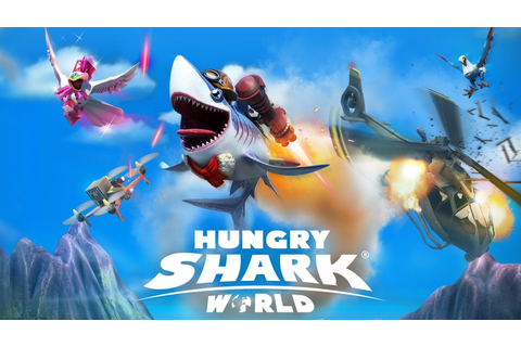 Hungry Shark World - Android Apps on Google Play