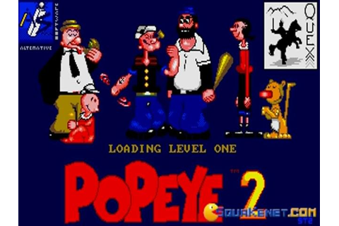 Popeye 2 download PC