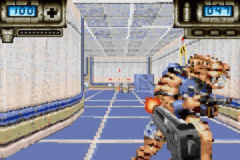 Play Duke Nukem Advance Nintendo Game Boy Advance online ...