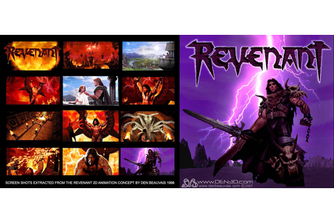 Revenant PC Game ~ Download Games Crack Free Full Version