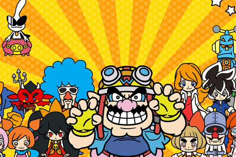 WarioWare Gold includes full voice acting for Wario for ...