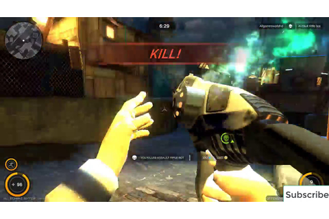 Offensive Combat Redux! Gameplay (Online FPS PC game ...