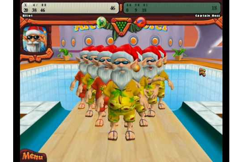 Elf Bowling - Gameplay Easy (voice).wmv - YouTube