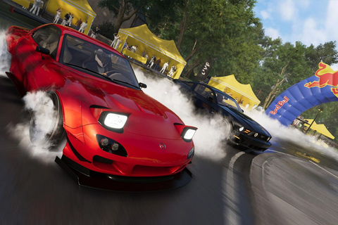 The Crew 2 is a ton of fun once you pretend it's IRL Mario ...