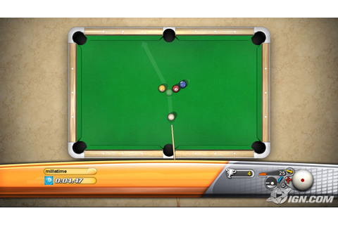 Bankshot Billiards 2 Screenshots, Pictures, Wallpapers - Xbox 360 ...