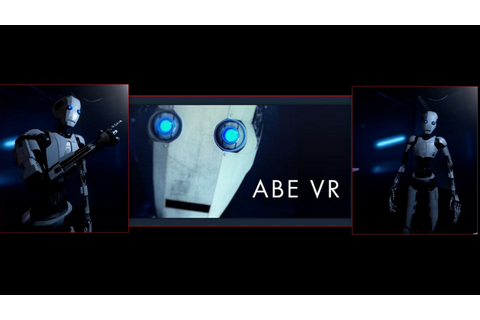 ABE VR -- Horror-Thriller Experience By Hammerhead VR ...