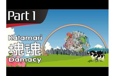 Katamari Damacy (PS2) - Part 1: Why this game is ...