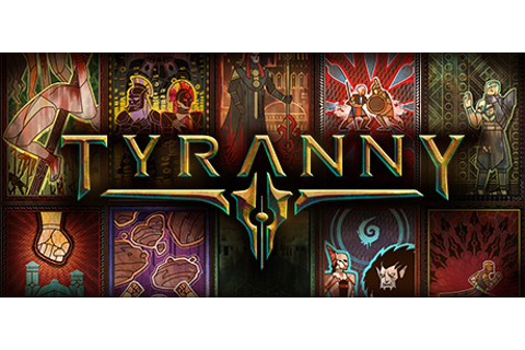 Tyranny on Steam