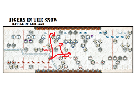 (Burning) Tigers in the Snow | Memoir '44: Tigers in the ...