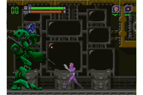 Review: Phantom 2040 - Sega Genesis / Super Nintendo ...