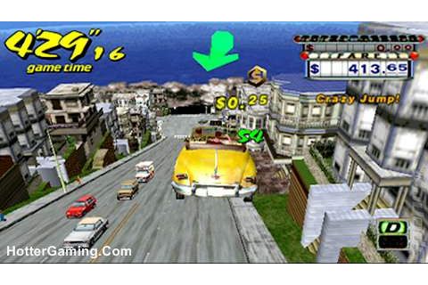 Crazy Taxi Fare Wars Free Download PSP Game ~ Full Games ...
