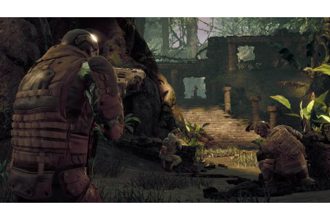 Predator: Hunting Grounds 4v1 Asymmetrical Multiplayer ...