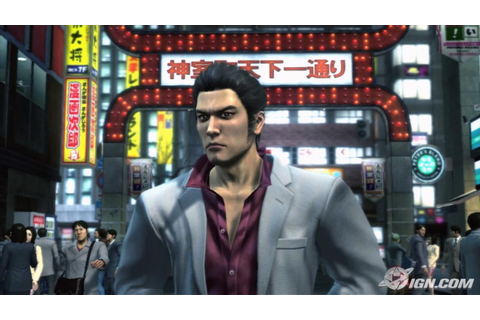Yakuza 3 Thread | PlayStation Universe