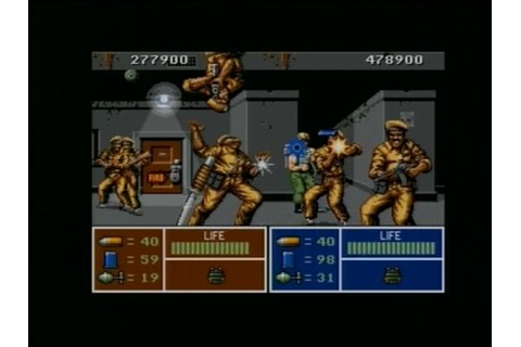 OPERATION THUNDERBOLT - 2 PLAYER (AMIGA - FULL GAME) - YouTube