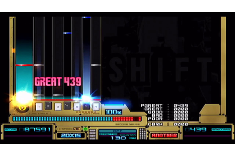 beatmania IIDX 15 DJ TROOPERS - SHIFT [ANOTHER] - YouTube
