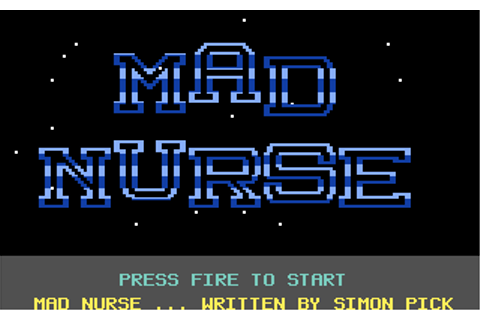 Download Mad Nurse (Commodore 64) - My Abandonware