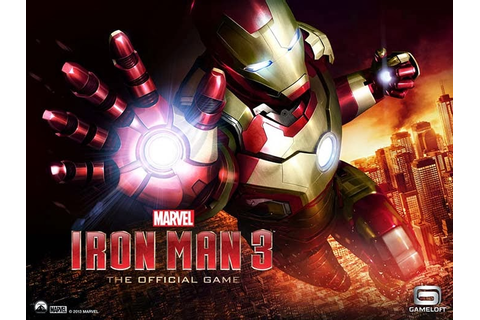 Iron Man 3 PC Game Free Download ~ Download PC Games | PC ...